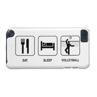 Eat Sleep Volleyball iPod Touch 5G Cover