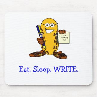 Eat. Sleep. WRITE. Mouse Pad
