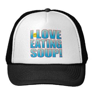 Eat Soup Life B Cap