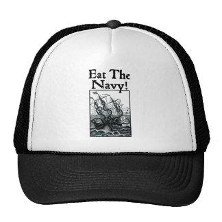 Eat The Navy! Trucker Hat