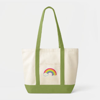 Eat The Rainbow! Tote Bags