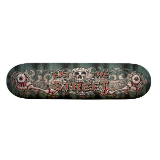 Eat the Street Logo Deck Custom Skate Board