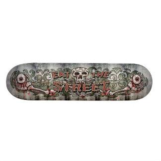 Eat the Street Logo Deck Skateboard Decks