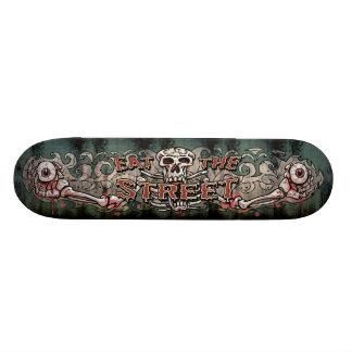 Eat the Street Logo Deck Skateboards