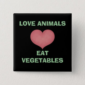 Eat Vegetables Button