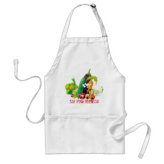 Eat your veggies Apron