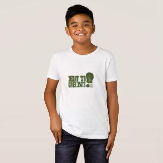 Eat Yr Greens Georgia Organics Boy Tshirt