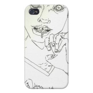 EatEverything Iphone 4 Case
