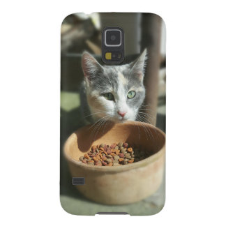 Eating Cat Cases For Galaxy S5