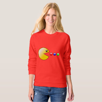 EATING DOTS 3 SWEATSHIRT