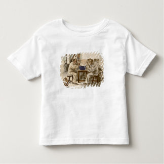 Eating Soup at the Barracks, from 'L'Estampe Moder Toddler T-Shirt