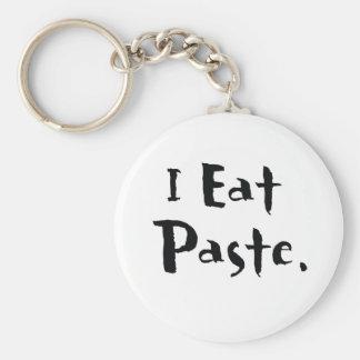 eatpaste_W Key Ring
