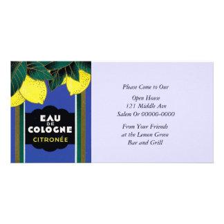 Eau de Cologne Citronee Photo Cards