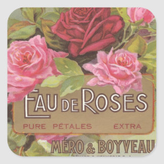 Eau de Roses Stickers