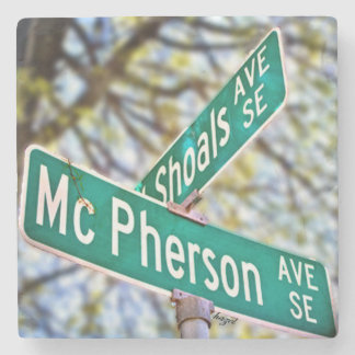 EAV, East Atlanta Village, McPhearson Stone Coaster