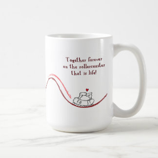 """EB roller JT"" Coffee Mug"