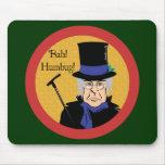 Ebenezer Scrooge Mouse Pad