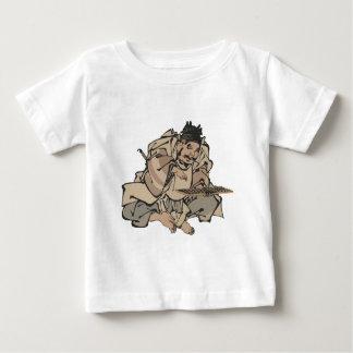Ebisu Using an Abacus Shirt