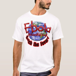 Ebola 3rd World Tour T-Shirt