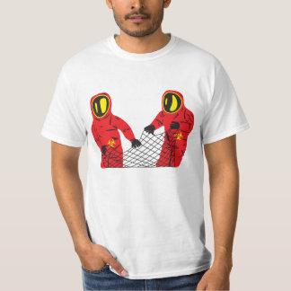 Ebola pandemic t-shirts