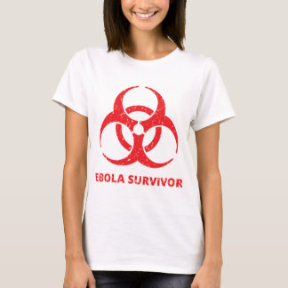 Ebola Survivor T shirts
