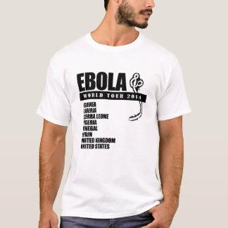EBOLA WORLD TOUR 2014 -.png T-Shirt