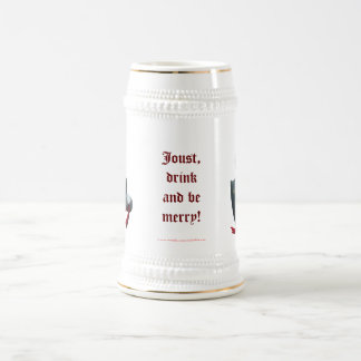 Ebon Knight Beer Steins