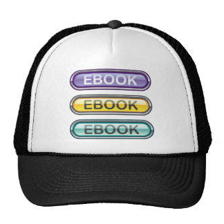 Ebook Button download look Glossy Cap
