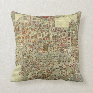 Ebstorf Map Pillow
