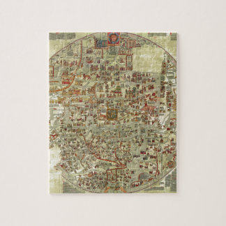 Ebstorf Map Jigsaw Puzzles