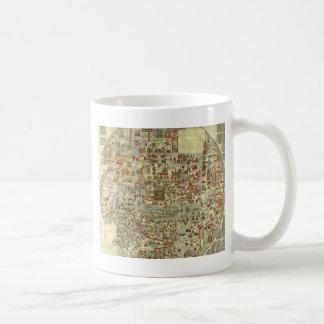 Ebstorfer Old World Map Mug