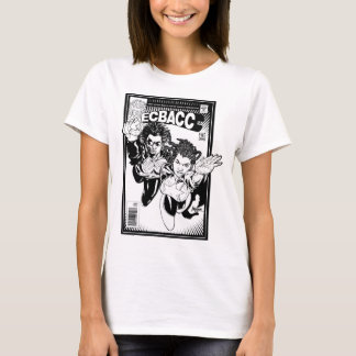 ECBACC Shirt - Comic Cover - Women's Sizes