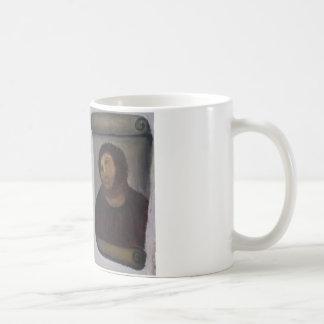 Ecce Homo Changes Basic White Mug