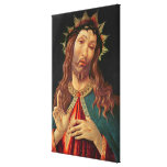 Ecce Homo, or The Redeemer, c.1474 Gallery Wrapped Canvas