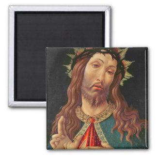 Ecce Homo, or The Redeemer, c.1474 Square Magnet