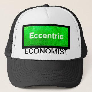 ECCENTRIC ECONOMIST CAP