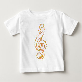 Eccles Clef Logo Baby T-Shirt
