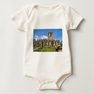 Eccles field church sheffield baby bodysuit