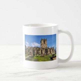 Eccles field church sheffield coffee mug