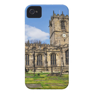 Eccles field church sheffield iPhone 4 cover