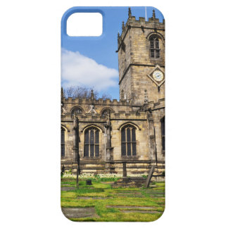 Eccles field church sheffield iPhone 5 cases