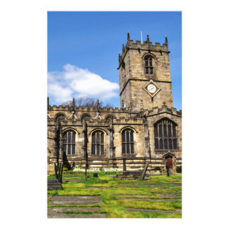 Eccles field church sheffield stationery