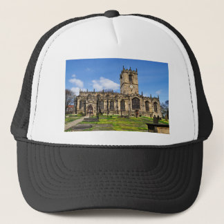 Eccles field church sheffield trucker hat