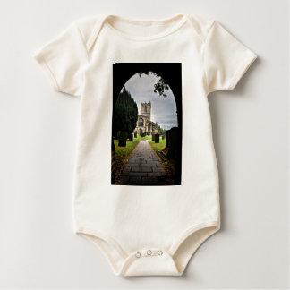 ecclesfield church baby bodysuit