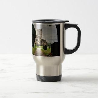ecclesfield church travel mug