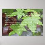 Ecclesiastes 3:1 Scripture Poster (Version B)