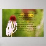 Ecclesiastes Verses Poster