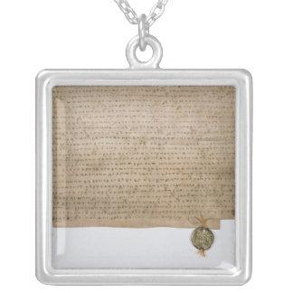 Ecclesiastical deed of the Grand Duke of Custom Jewelry