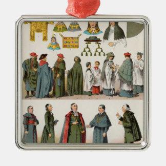 Ecclesiastical Dress Christmas Ornament