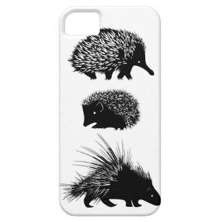 Echidna, hedgehog, porcupine phone case